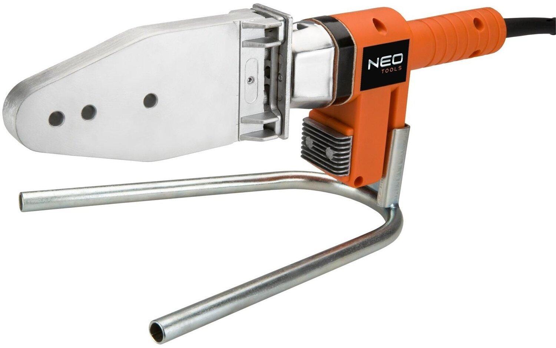 Трубозварювальна машина NEO для зварювання полімерних труб, 900 Вт фото