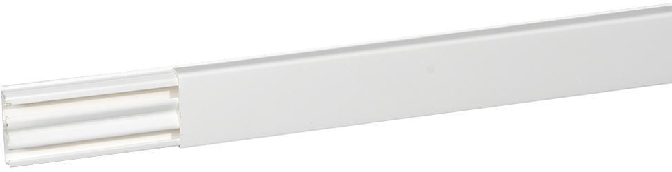 Мини-канал Legrand с крышкой и перегородкой фото