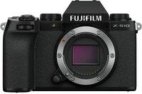 Фотоаппарат FUJIFILM X-S10 body Black (16670041)