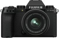 Фотоапарат FUJIFILM X-S10+XC 15-45mm F3.5-5.6 Black (16670106)