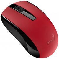Миша Genius ECO-8100 WL Red (31030010407)