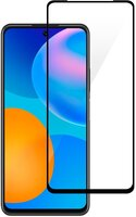Защитное стекло 2E Basic для Huawei P Smart 2021 2.5D FCFG Black Border (2E-H-PS2021-SMFCFG-BB)