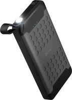 Портативный аккумулятор Trust Hyke Outdoor 10000 mAh QC3.0 Black