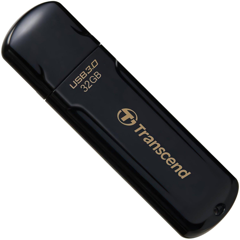 Накопичувач USB 3.0 TRANSCEND JetFlash 700 32GB (TS32GJF700) фото