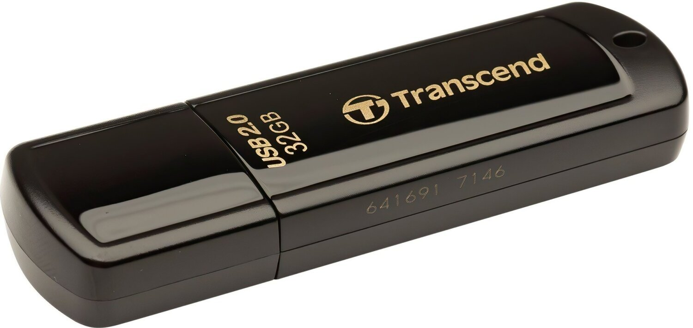 Накопичувач USB 2.0 TRANSCEND JetFlash 350 32GB (TS32GJF350) фото