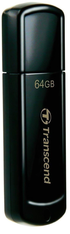 Накопичувач USB 2.0 TRANSCEND JetFlash 350 64GB (TS64GJF350) фото