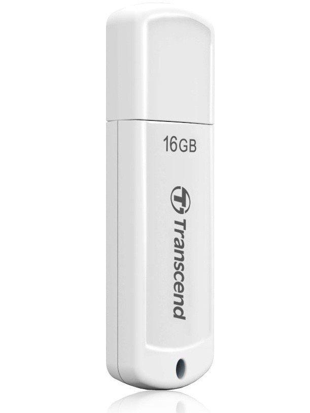 Накопичувач USB 2.0 TRANSCEND JetFlash 370 16GB (TS16GJF370) фото