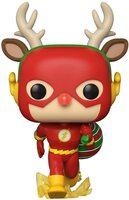 Коллекционная фигурка Funko POP! DC: Holiday: Rudolph Flash (FUN2549677)