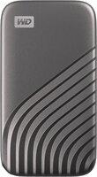 Портативный SSD накопитель WD Passport USB 3.0 1TB Space Gray (WDBAGF0010BGY-WESN)