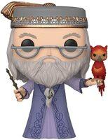 "Коллекционная фигурка Funko POP! Vinyl: Harry Potter: 10"" Dumbledore w/Fawkes 48038 (FUN2549492)"