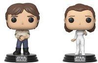 Коллекционная фигурка Funko POP! Star Wars: 2PK Han & Leia (FUN2549482)