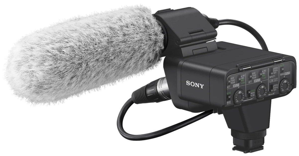 Комплект адаптера Sony XLR Adaptor kit (XLRK3M.SYU)фото1