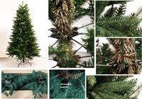 Декорация гирлянд Twinkly в виде искусственной елки 180см, 3 сегмента (PRD-00000042_bundle)