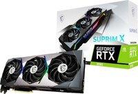 Відеокарта MSI GeForce RTX3090 24GB GDDR6X SUPRIM X (RTX_3090_SUPRIM_X_24G)