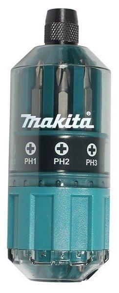 makita Набор бит Makita для шуруповерта 18 шт (B-28896-6)