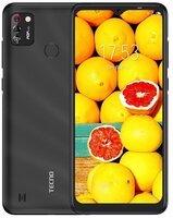 Смартфон TECNO POP 4 Pro (BC3) 1/16Gb Dual SIM Pearl Black