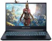 Ноутбук Dream Machines G1650Ti-15 (G1650TI-15UA44)