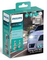 Лампа светодиодная Philips H4 Ultinon Pro5000 + 160%, 2 шт / комплект