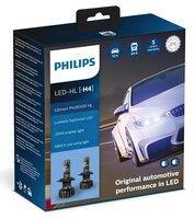 Лампа світлодіодна Philips H4 Ultinon Pro9000+250%, 2 шт/комплект