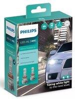Лампа світлодіодна Philips H11 Ultinon Pro5000+160%, 2 шт/комплект