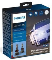 Лампа светодиодная Philips H11 Ultinon Pro9000 + 250%, 2 шт / комплект