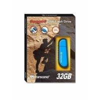 Накопичувач USB 2.0 TRANSCEND JetFlash V70 32GB Rugged (TS32GJFV70)