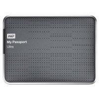 "Жесткий диск WD 2.5"" USB3.0 My Passport Ultra 1TB Titanium"