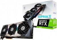 Вiдеокарта MSI GeForce RTX3070 8GB GDDR6 SUPRIM X (RTX_3070_SUPRIM_X_8G)