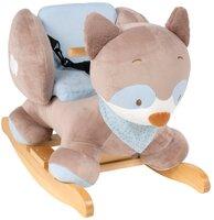 Кресло качалка Nattou енот Боб 333146