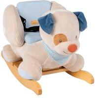 Кресло качалка Nattou пёсик Джим 333139