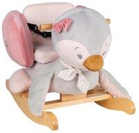 Кресло качалка Nattou пингвин Саша 244138