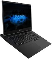 Ноутбук Lenovo Legion5 17ARH05H Phantom Black (82GN002QRA)