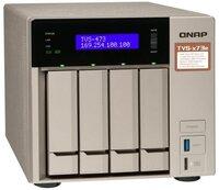 Сетевое хранилище QNAP TVS-473e-4G