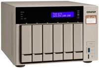 Сетевое хранилище QNAP TVS-673e-4G