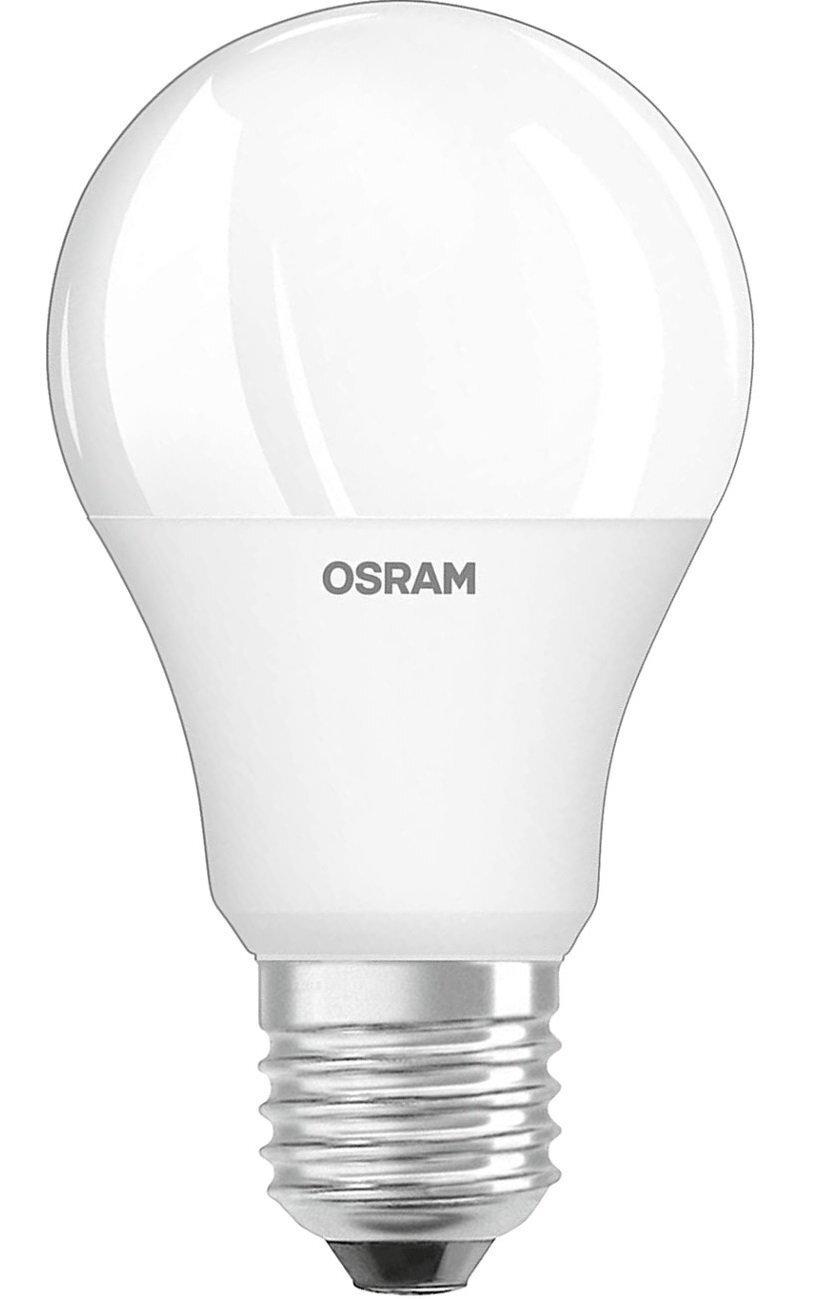 Лампа светодиодная OSRAM LED STAR E27 9-60W 2700K+RGB 220V A60, 2шт+пульт ДУ фото