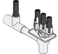 Сифон для отвода конденсата Bosch