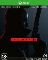Игра Hitman 3 (Xbox One/Xbox S, Английский язык)