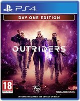 Игра Outriders Day One Edition (PS4, Русский язык)