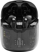 Наушники JBL T225 TWS Ghost Black (JBLT225TWSGHOSTBLK)