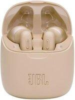 Наушники JBL T225 TWS Gold (JBLT225TWSGLD)