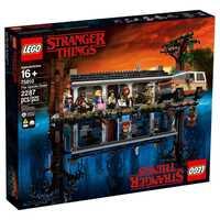 Конструктор LEGO Stranger Things По ту сторону 75810