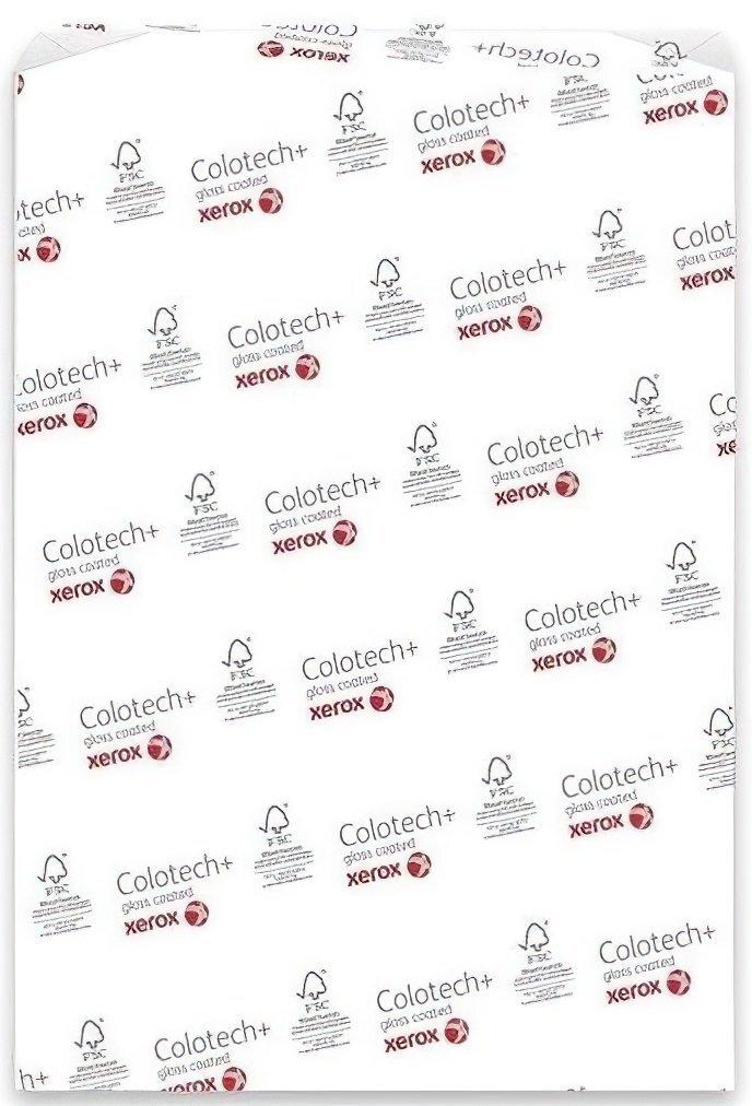 Бумага Xerox COLOTECH + GLOSS (120) 500л. (003R90337) фото
