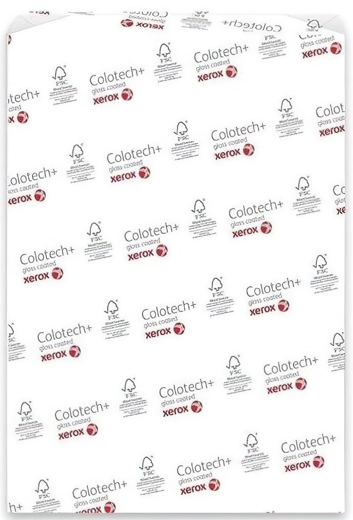 Бумага Xerox COLOTECH + SILK (120) 500 (003R90355) фото