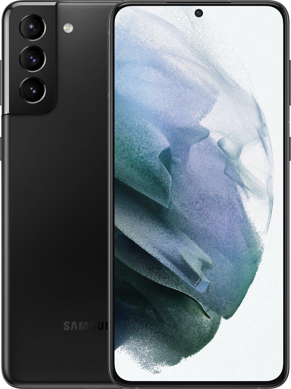 Смартфон Samsung Galaxy S21+ 8/256 Phantom Black фото 1