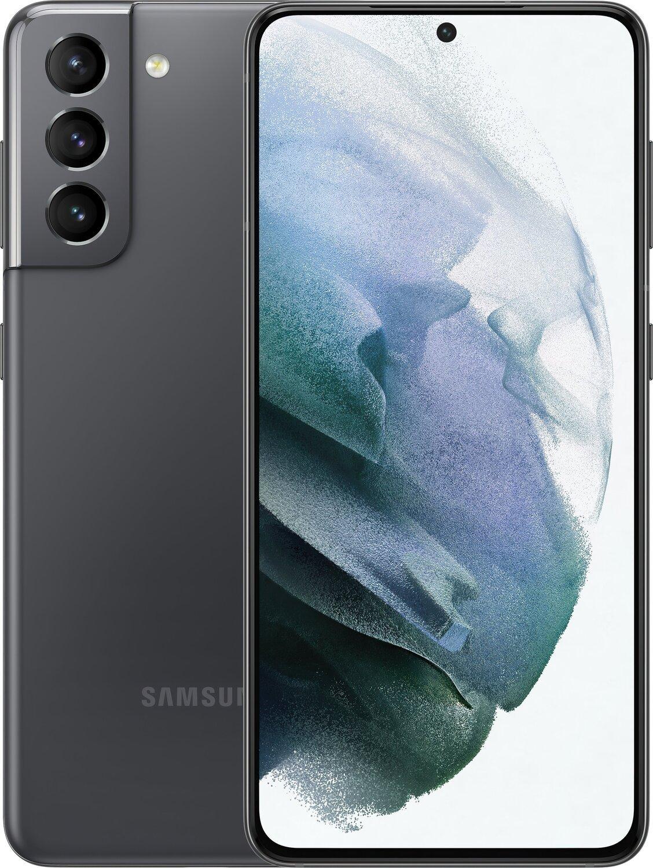 Смартфон Samsung Galaxy S21 8/256 Phantom Grey фото