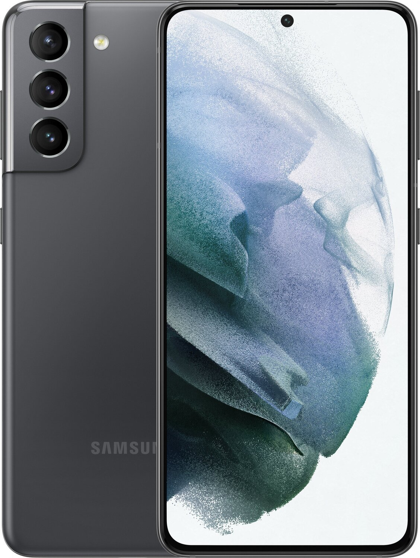 Смартфон Samsung Galaxy S21 8/128 Phantom Grey фото 1
