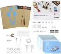 Модульний STEAM конструктор Makeblock Neuron Explorer Kit