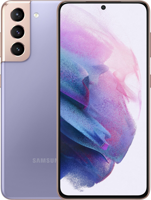 Смартфон Samsung Galaxy S21 8/128 Phantom Violet фото 1