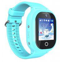 Детские GPS часы-телефон GOGPS ME K26 Синие