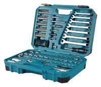 Набор ручного инструмента Makita E-06616